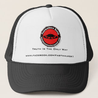 seal(2), Truth Is The Only Waywww.facebook.com/... Trucker Hat
