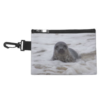 Seal - Animal Image Clip On Accessory Bag