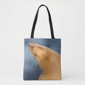 Seal at the Beach Tote Bag