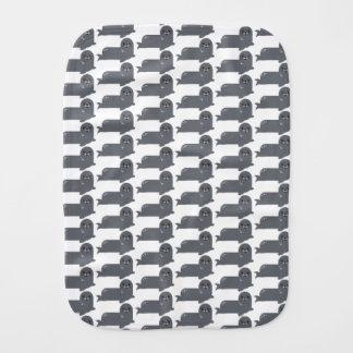 Seal Cartoon Pattern Burp Cloth