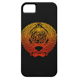 Seal (CCCP) iPhone 5 Cases