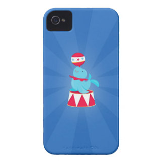 Seal Circus iPhone 4/4S Case-Mate Barely There iPhone 4 Case-Mate Cases