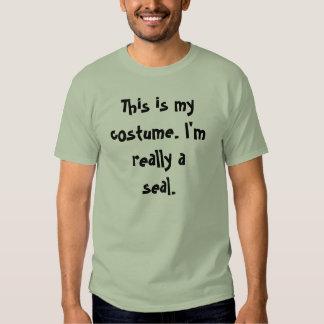 Seal Costume Shirt