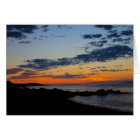 Seal Cove Sunrise, Grand Manan Card