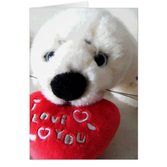 Seal-ed With Love Card