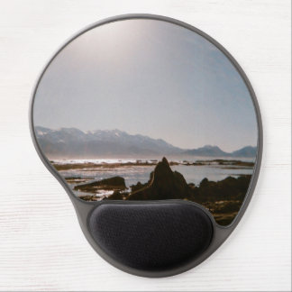 Seal in New Zealand Sunshine - mousemat