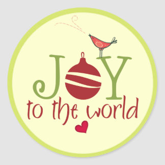Seal it with JOY Envelope Stickers