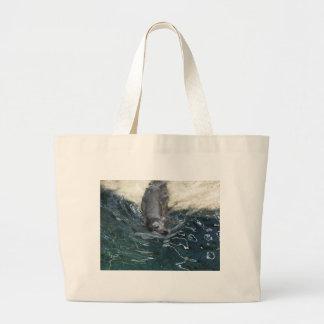 Seal Jumbo Tote Bag