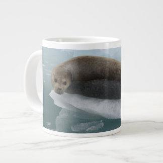seal large coffee mug
