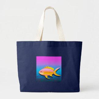 Seal Life Jumbo Tote Bag