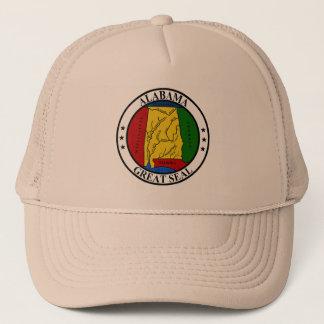 Seal of Alabama Trucker Hat