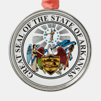 Seal of Arkansas Ornaments