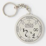 Seal of Azrael Keychain