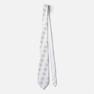 Seal of Baphomet Tie