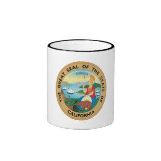 Seal of California Coffee Mug