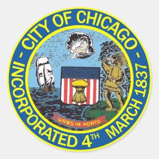 Seal of Chicago, Illinois