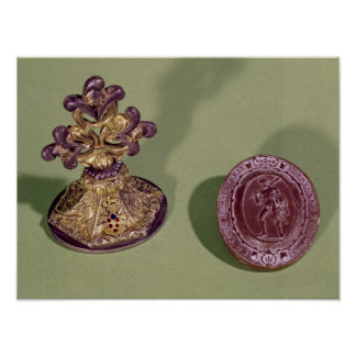Seal of Cosimo de Medici Print