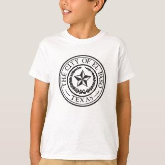 Seal of El Paso Tee Shirts