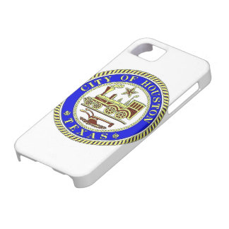Seal of Houston Barely There iPhone 5 Case
