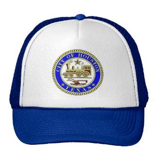Seal of Houston Cap