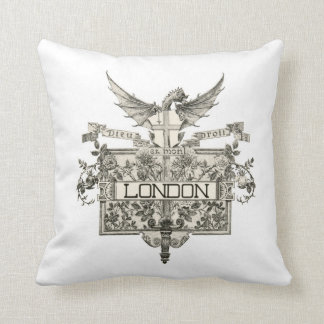 Seal of London Pillow