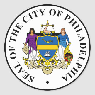 Seal of Philadelphia, Pennsylvania
