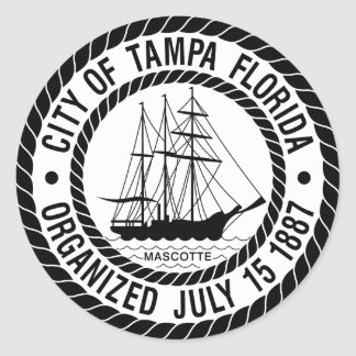Seal of Tampa, Florida