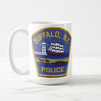Seal of the City of Buffalo - Buffalo Police Coffee Mug
