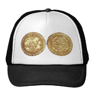 SEAL OF THE KNIGHTS OF TEMPLAR CAP