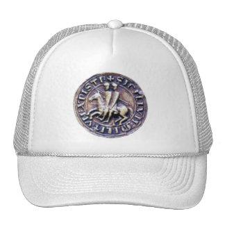 SEAL OF THE KNIGHTS TEMPLAR CAP