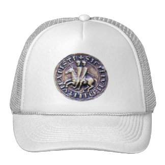 SEAL OF THE KNIGHTS TEMPLAR HAT