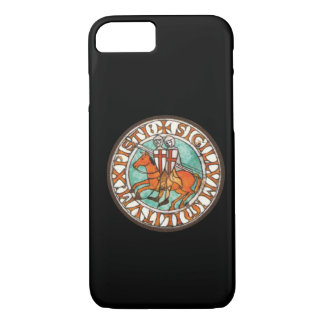 Seal of the Knights Templar iPhone 7 Case