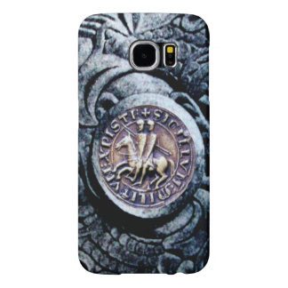 SEAL OF THE KNIGHTS TEMPLAR SAMSUNG GALAXY S6 CASES