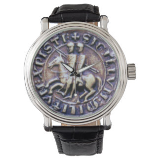SEAL OF THE KNIGHTS TEMPLAR WRIST WATCHES