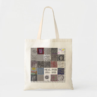 Seal Pod 2014-2015 #2 Budget Tote Bag