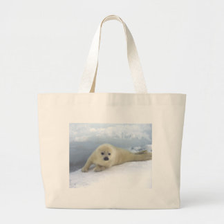 Seal Pup Jumbo Tote Bag