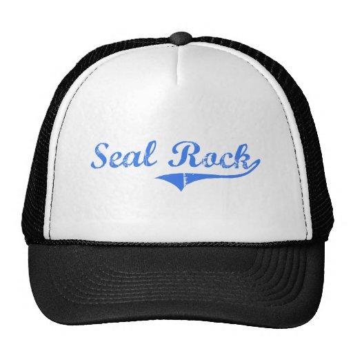 Seal Rock California Classic Design Trucker Hat