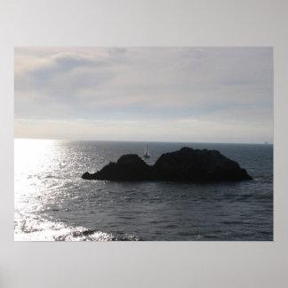 Seal Rock Poster