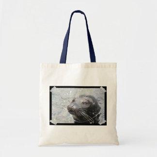 Seal  Small Tote Bag