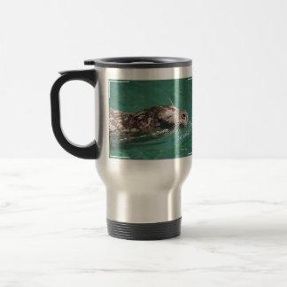 Seal Swimming Mugs