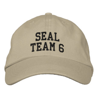 SEAL TEAM 6 cap Embroidered Hat