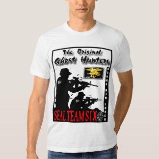 Seal Team 6: Original Ghost Hunters! T-shirt