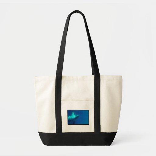Seal Underwater Tote Bag
