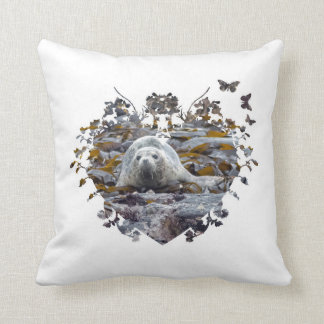 seal wildlife animal cushion