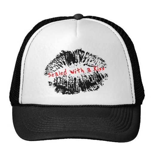 Sealed with a Kiss Hats