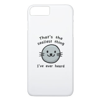 Sealiest Thing iPhone 7 Plus Case
