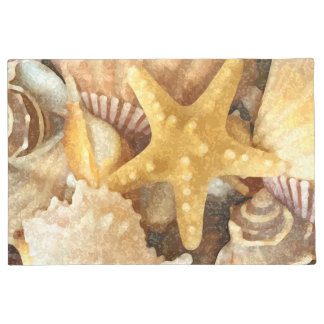 Sealife Beach Theme Doormat