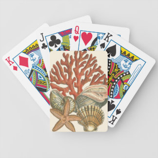Sealife Collection Bicycle Playing Cards