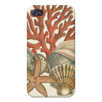 Sealife Collection Covers For iPhone 4