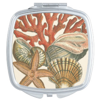 Sealife Collection Mirror For Makeup